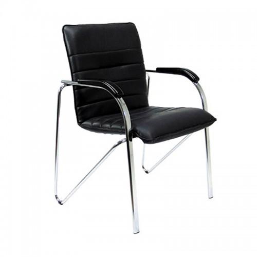 Посетителски стол - Samba Cosmo черен