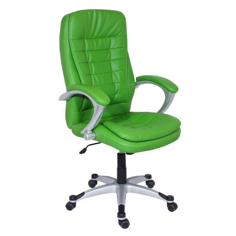 Директорски стол 6013 - зелен
