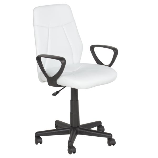 Работен стол - 6026 бял