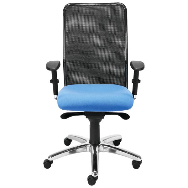 Работен стол Montana - син