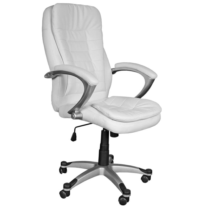 Директорски стол - 6013 бял