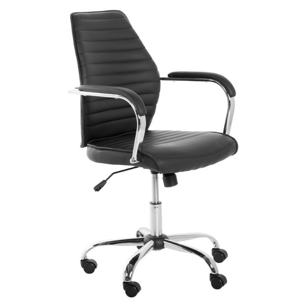 Работен стол - 6274 черен