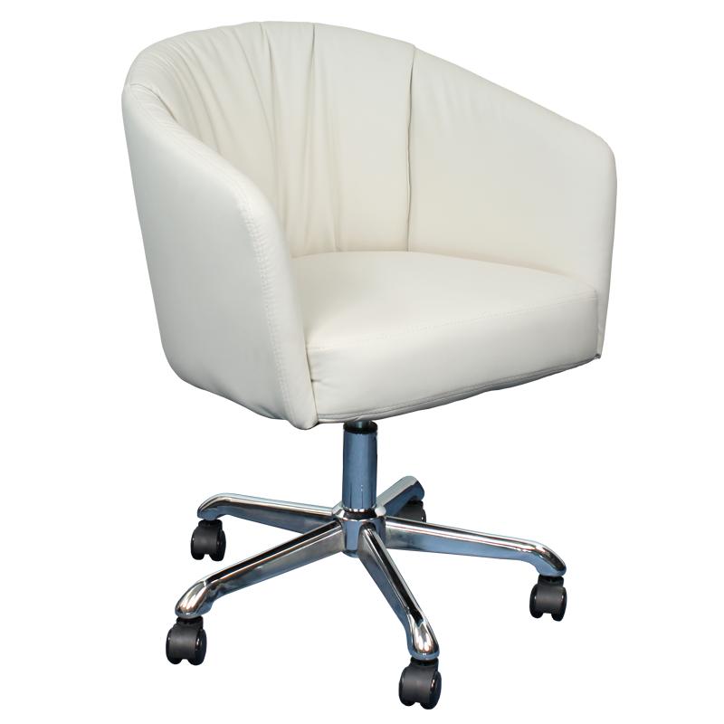 Офис кресло 2010 - слонова кост