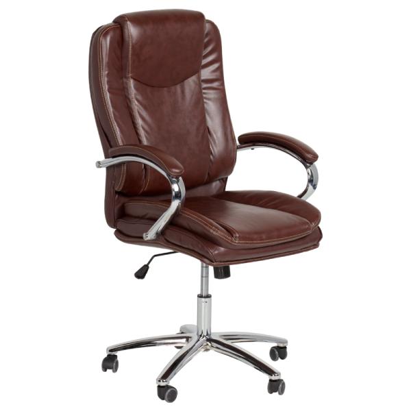 Директорски стол - 6132 кафяв