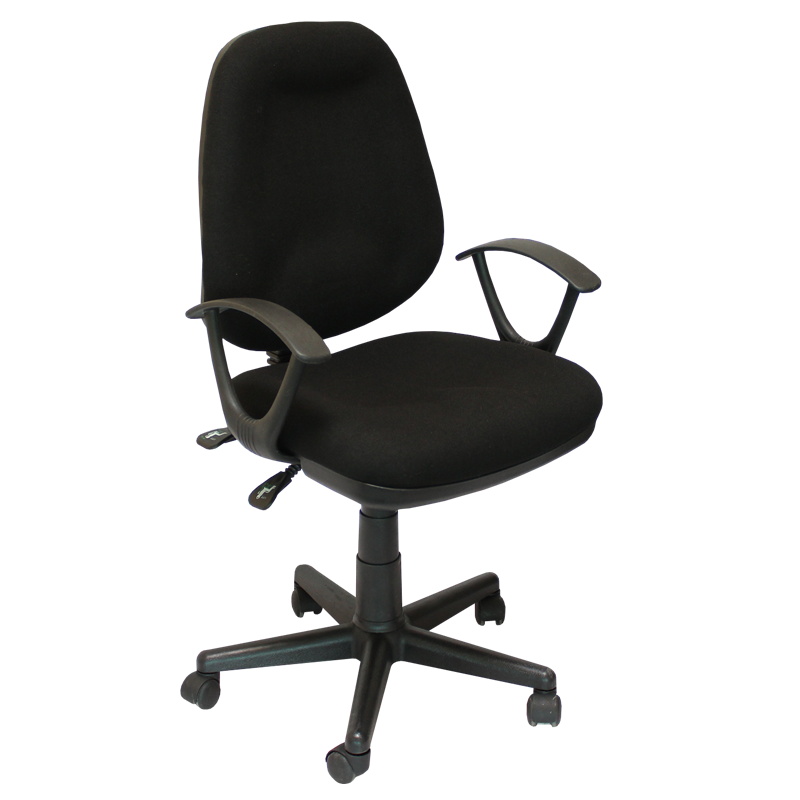 Работен стол - 7068 черен