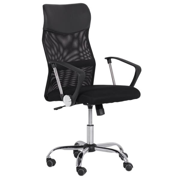 Директорски стол - 6590 черен
