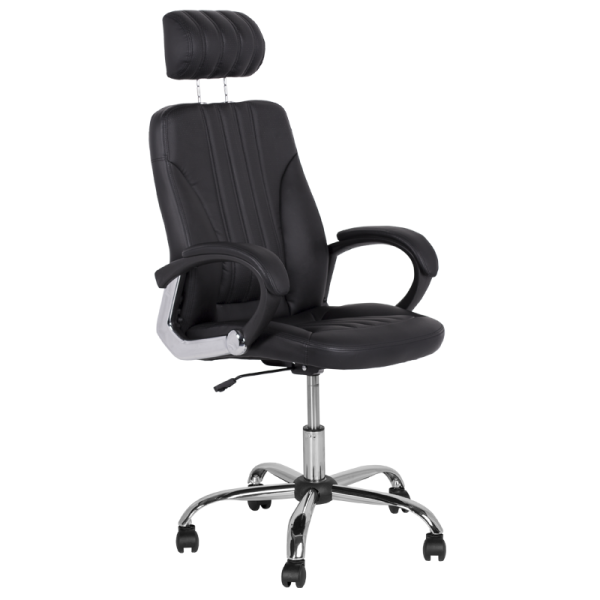 Директорски стол - 6158 черен
