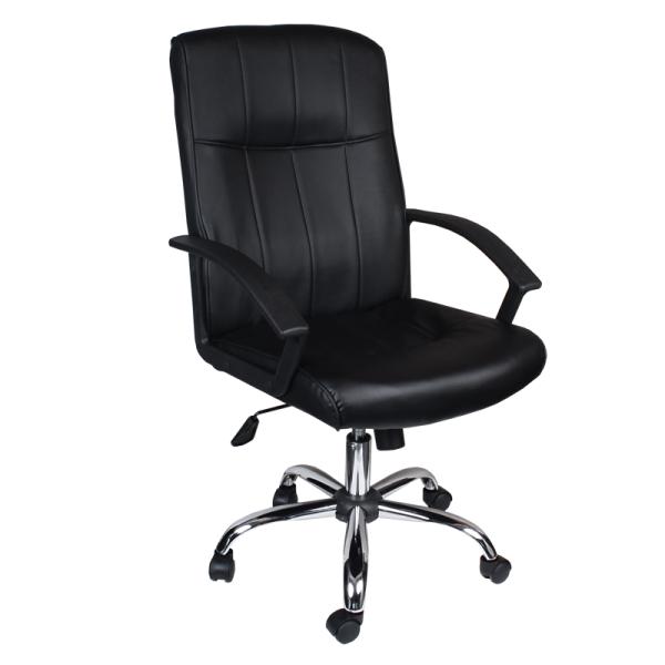 Директорски стол - 6077 черен