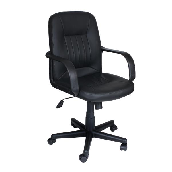Работен стол - 6075 черен