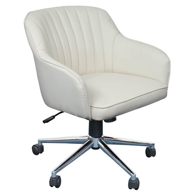 Офис кресло 2008 - слонова кост