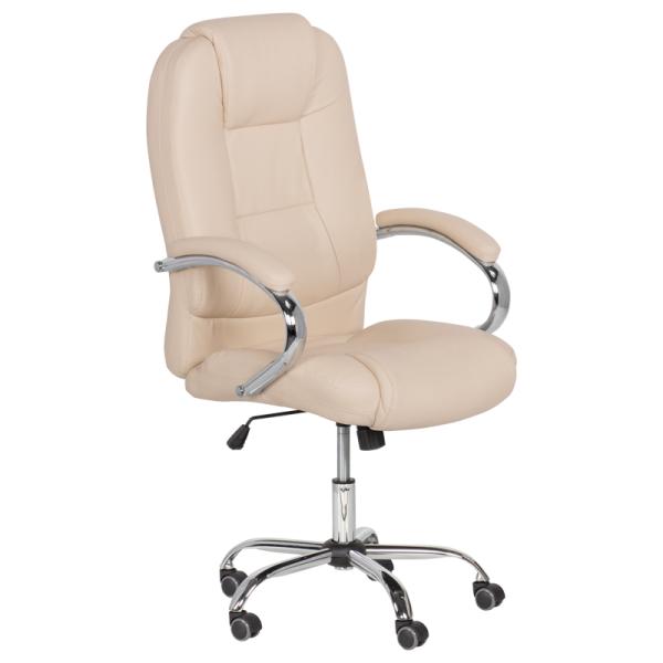 Директорски стол - 6509 крем