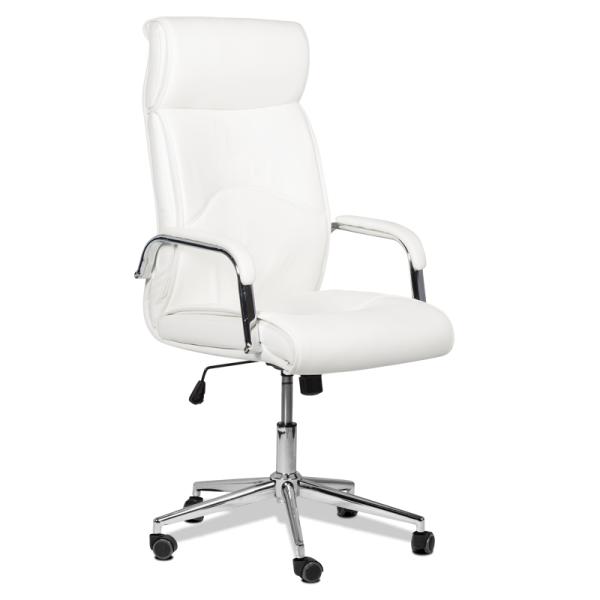 Директорски стол - 6050 бял