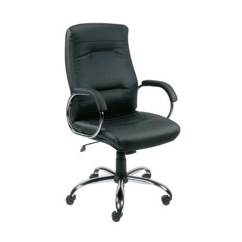 Директорски стол - Fikus Steel черен