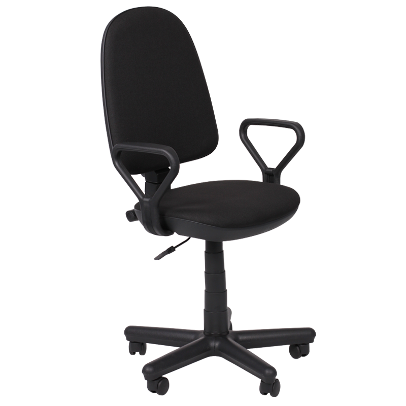 Работен стол - Comfort черен