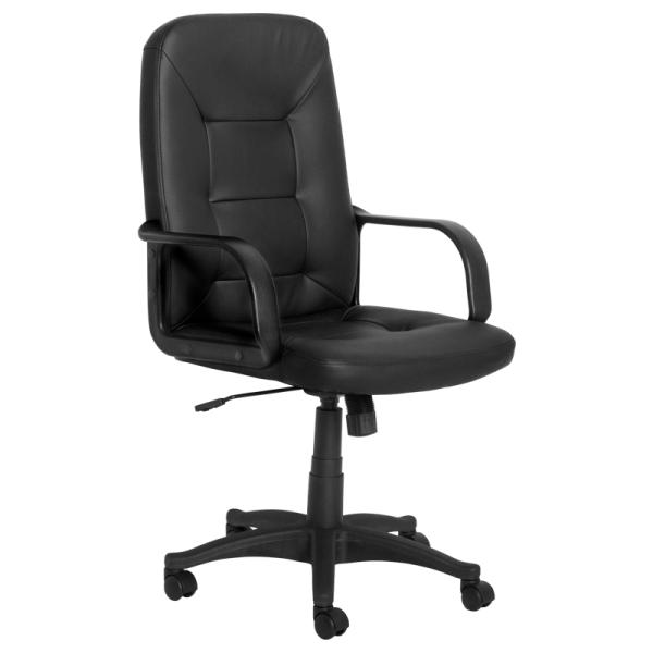 Работен стол - 6510 черен
