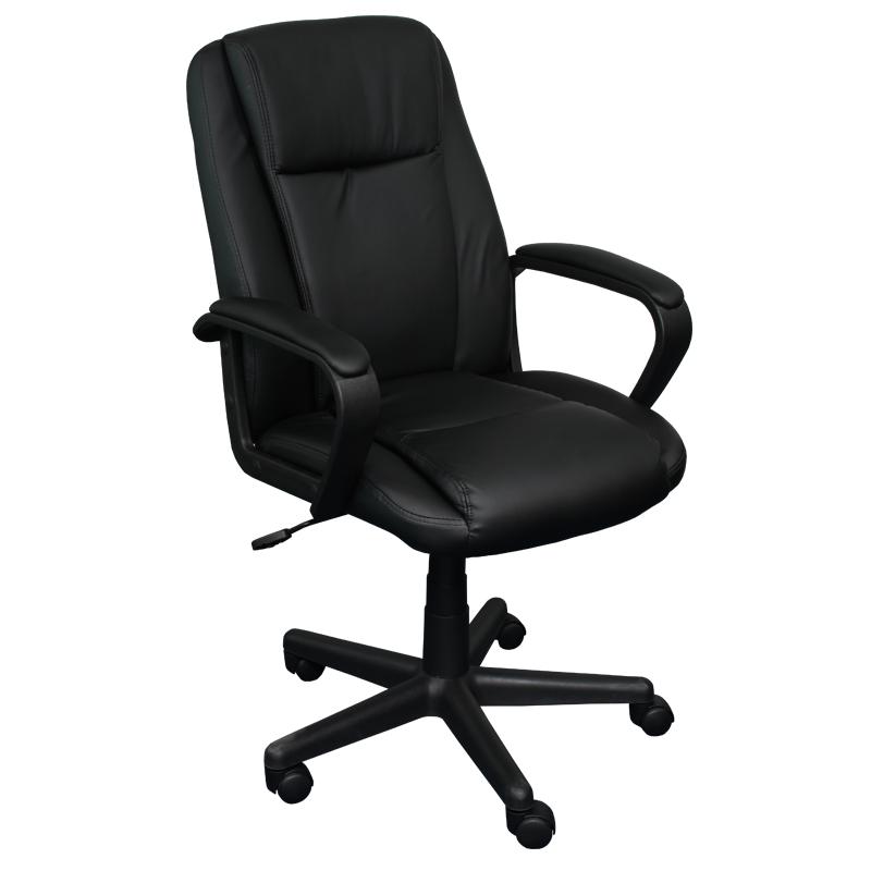 Директорски  стол - 5005 черен
