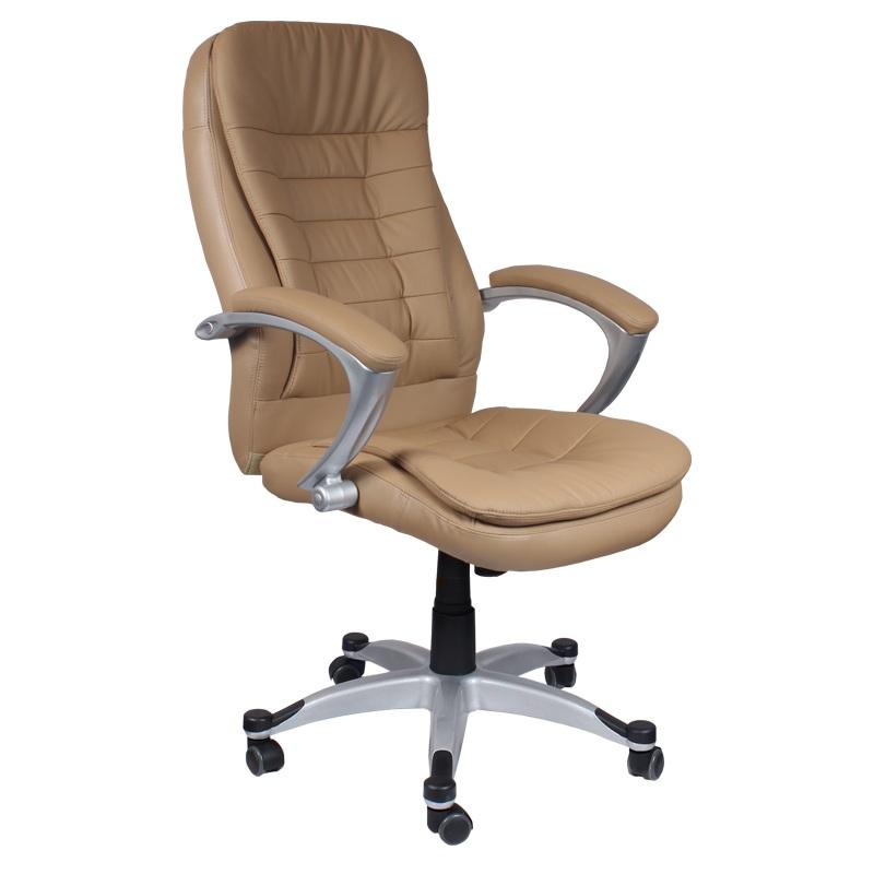 Директорски стол - 6013 бежов