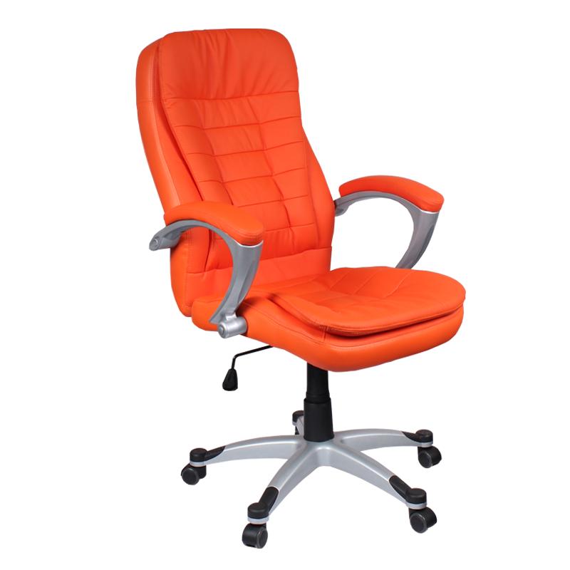 Директорски стол - 6013 оранжев