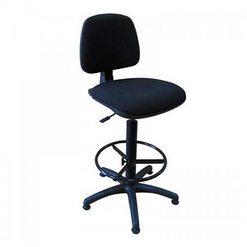 Работен стол - Pluton RB черен