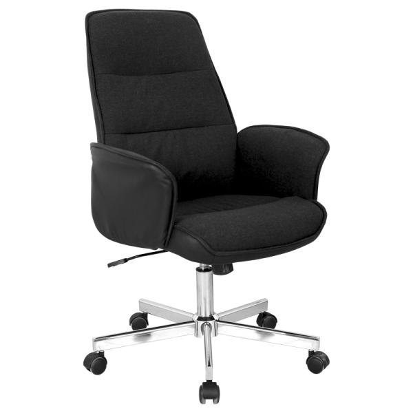 Офис кресло - 7509 черен