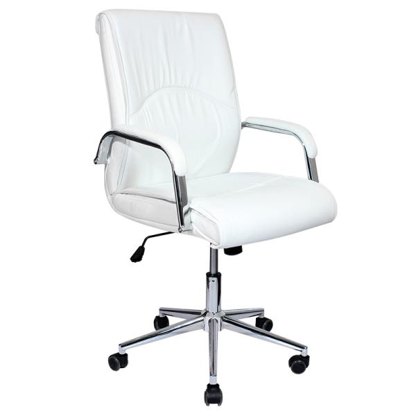 Работен стол - 6060 бял