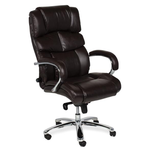 Директорски стол - 5015 тъмен шоколад