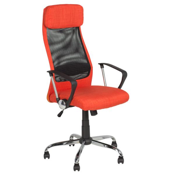 Работен стол - 6183 оранжев