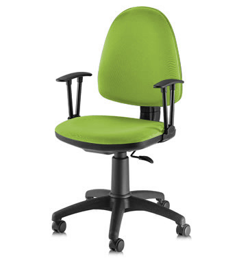 Работен стол - Flite - зелен
