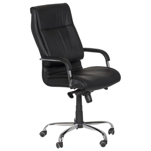 Директорски стол - 6502 черен