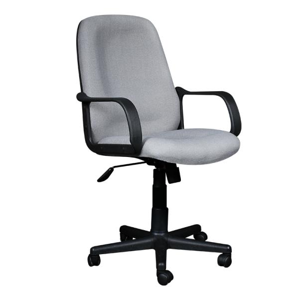 Работен стол - 6001 сив