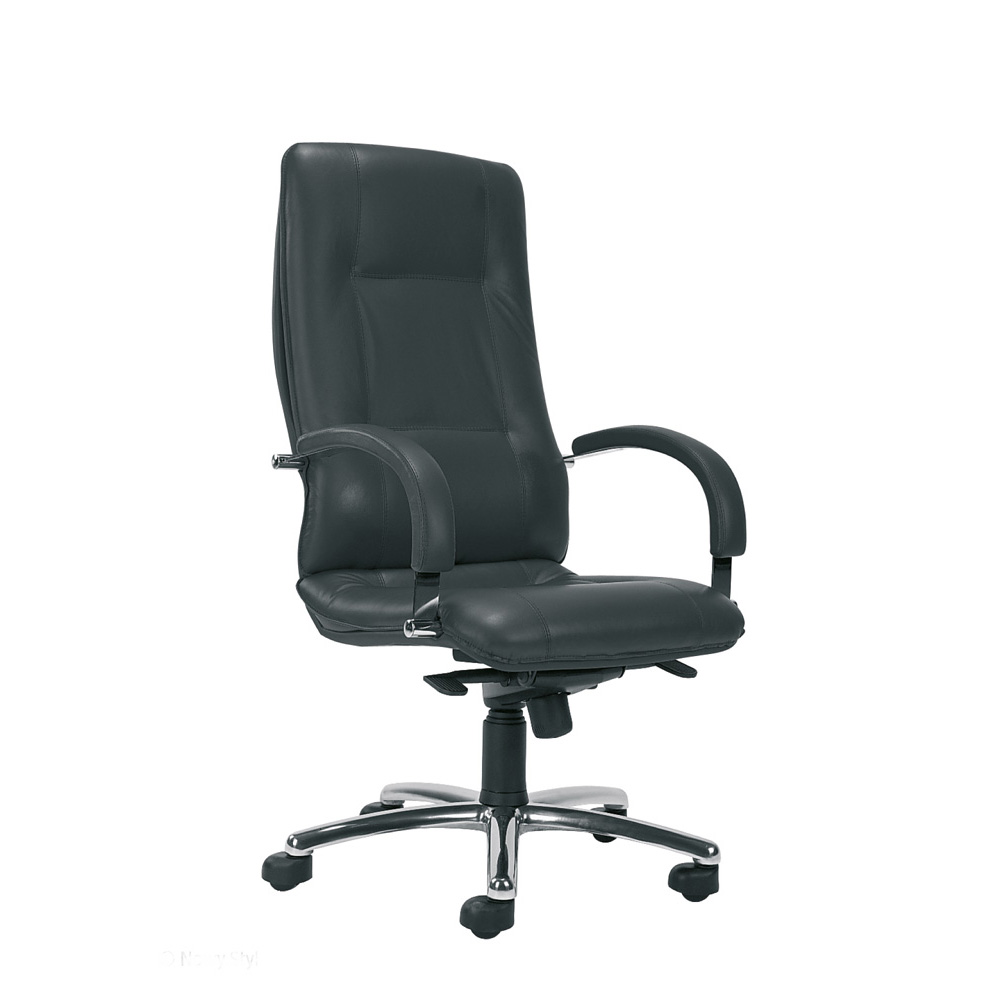 Директорски стол Star Steel - черен