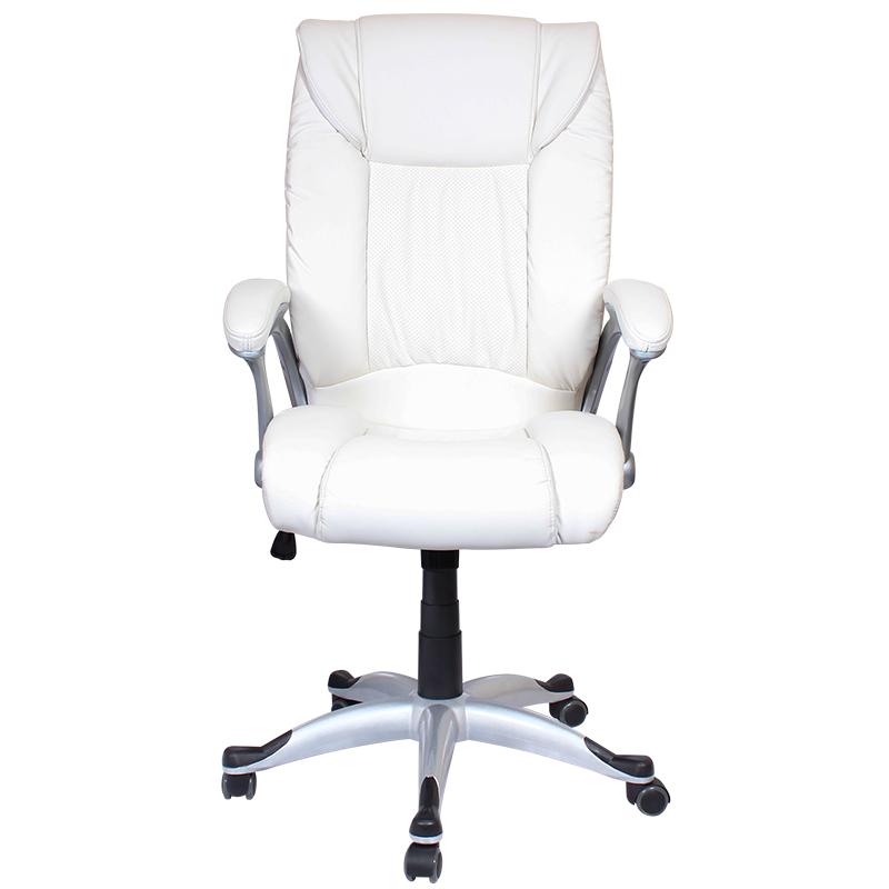 Директорски стол - 6052 бял
