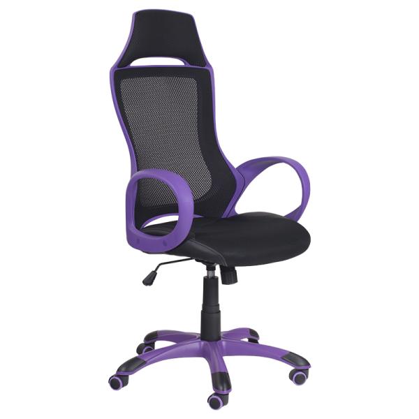 Директорски стол - 7507 лилав
