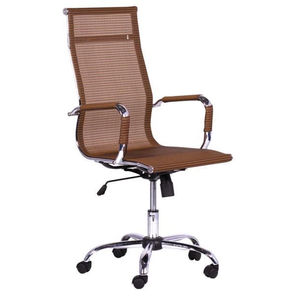 Директорски стол - 8800 кафяв