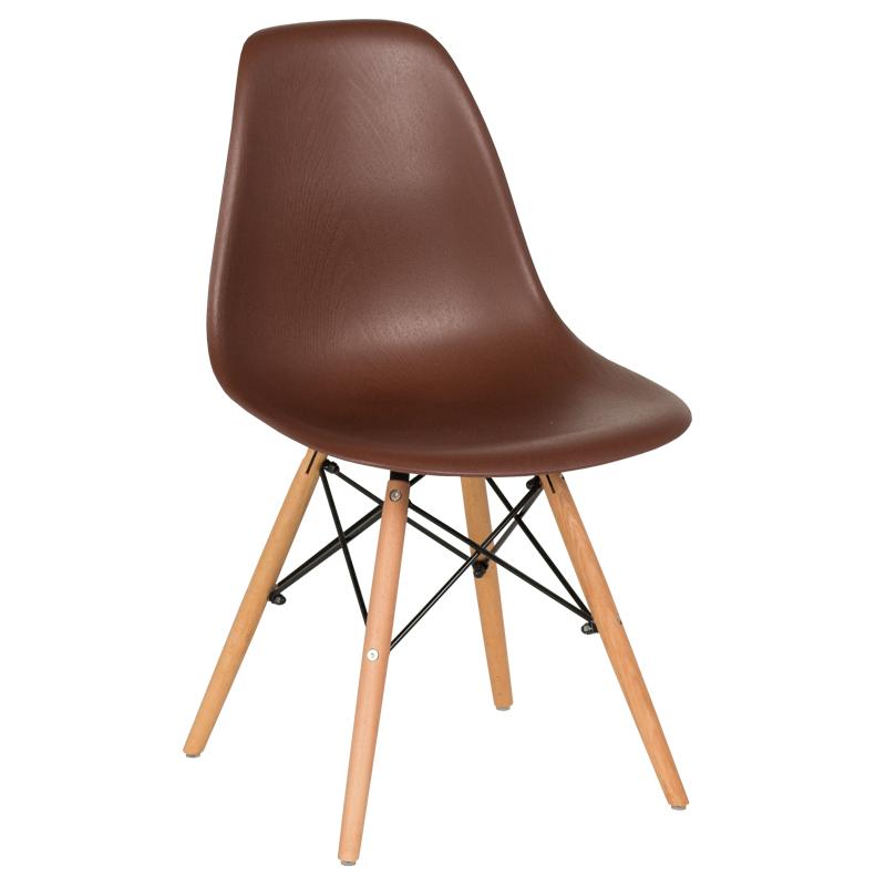 Трапезен стол-9956D кафе