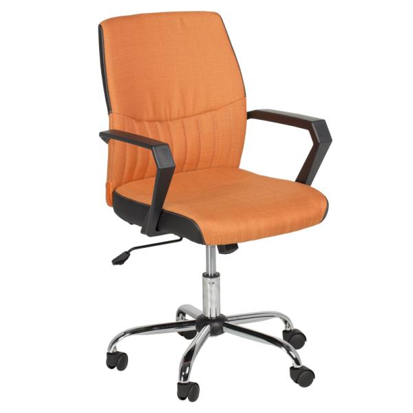 Работен стол - 6006 оранжев