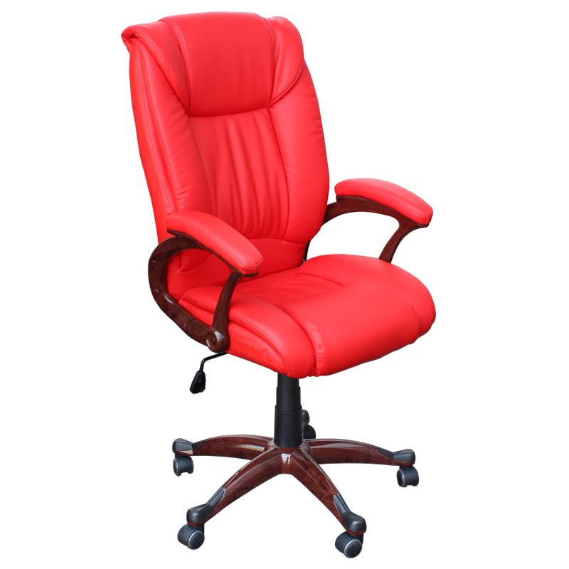 Директорски стол - 6052 червен
