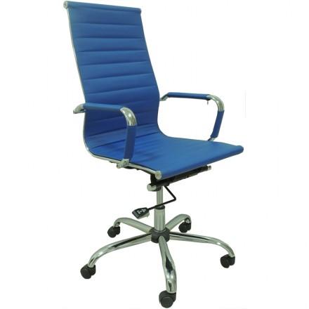 Директорски стол Senso - син