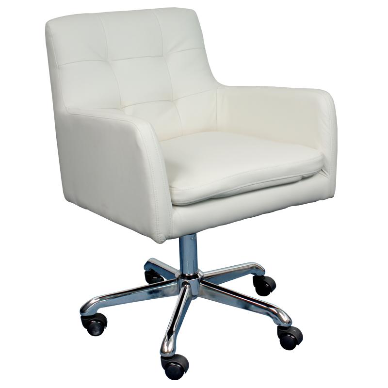 Офис кресло 2009 - слонова кост