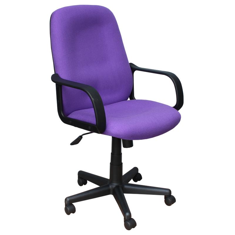 Работен стол - 6001 лилав