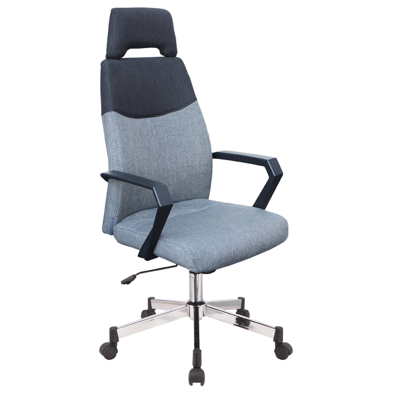 Директорски стол - 6005 сив