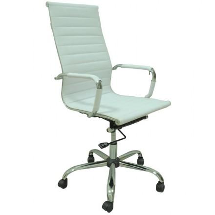 Директорски стол Senso - бял
