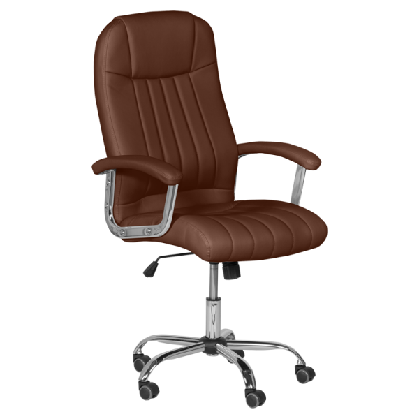 Директорски стол - 6181 кафяв