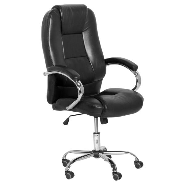 Директорски стол - 6509 черен