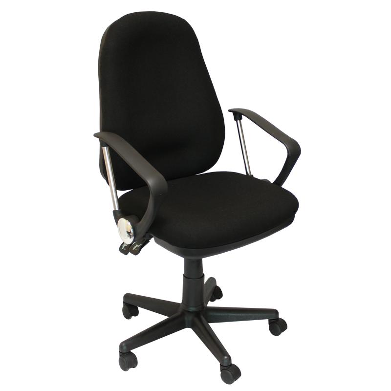 Работен стол -  7069 черен
