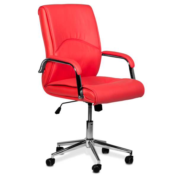 Работен стол - 6060 червен