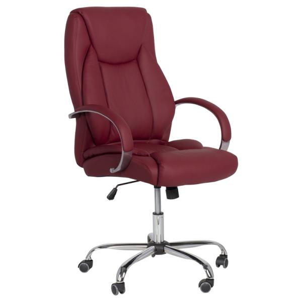 Директорски стол - 6501 вишна