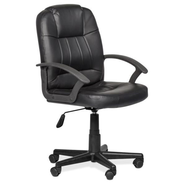 Работен стол - 6080-1 черен