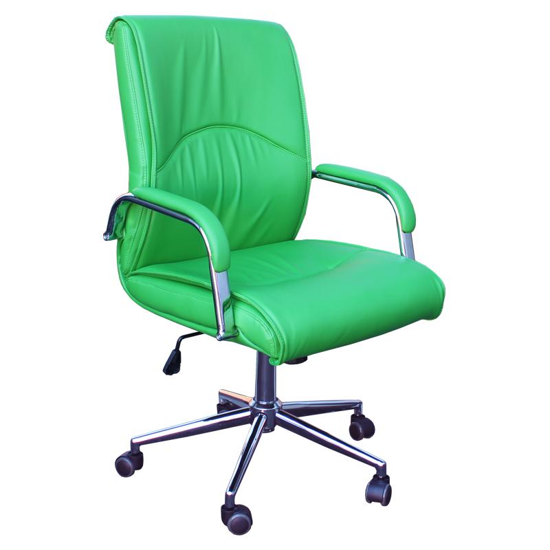 Работен стол - 6060 зелен