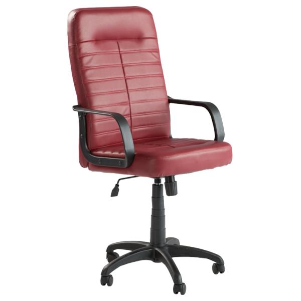 Директорски стол Ledli - бордо
